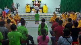 Phục vụ chúng sanh là thiết thực cúng dường chư Phật